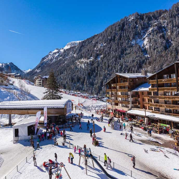 Happy Resort - Immobilier, Location Valfréjus, vacances - Savoie