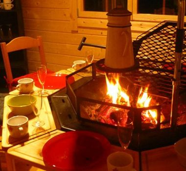 Kota restaurant à Valfréjus