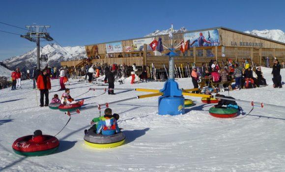 Jeux de neige Valfréjus
