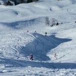 Ski alpin à Valfréjus