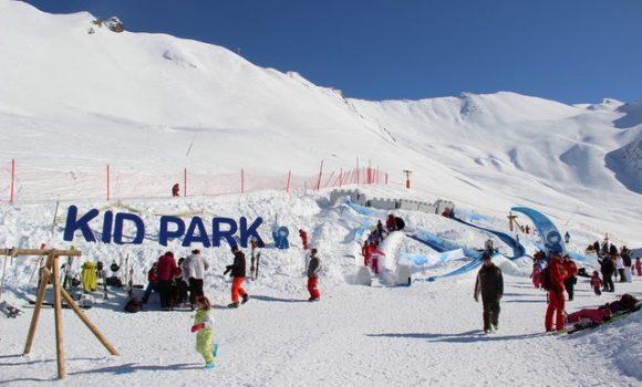 Kid Park pistes de ski Valfréjus